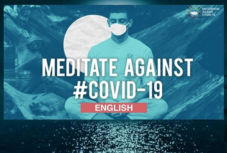 Meditate Against #Covid-19 - 20 Minutes Meditation Guide