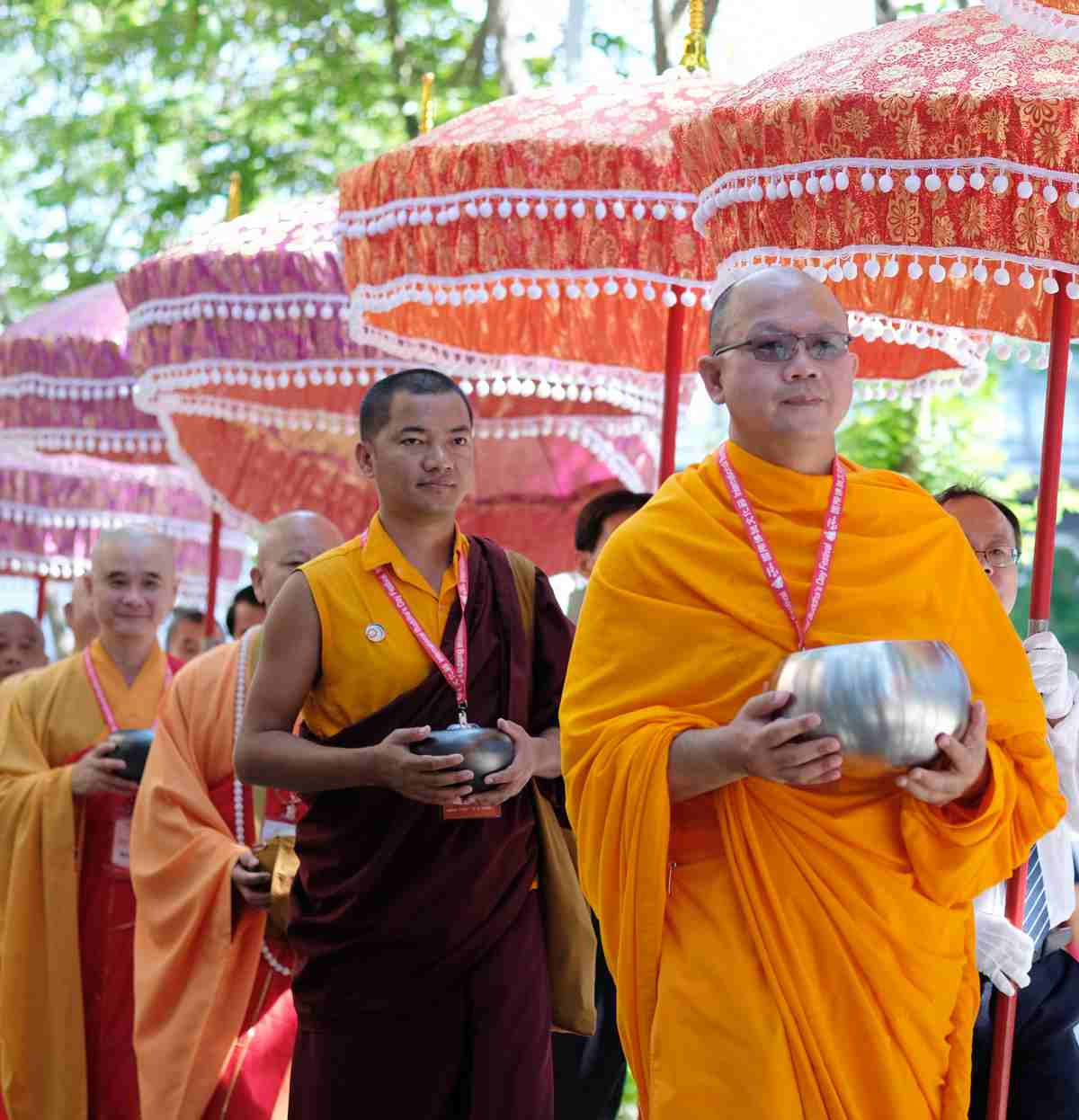 Happy Buddha Day Celebration Program