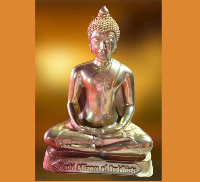 WAB Buddha Statue