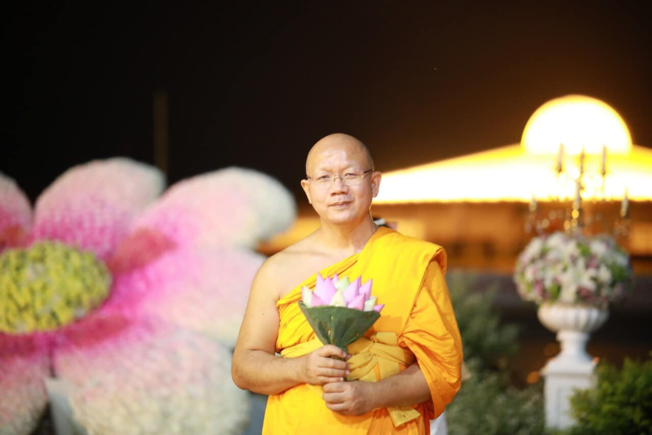 103rd Anniversary of Dhammakaya Discovery Memorial Day, 2nd Sep 2020